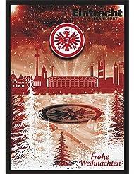 Eintracht Frankfurt Fußball Adventskalender Kalender 2017 *NEU*OVP*