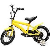 MINUS ONE Bicicleta para niños de 14 Pulgadas, Bicicleta para niños con Ruedas de Entrenamiento