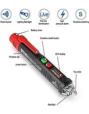tools.shop HTC Non-Contact AC V 48-1000V Voltage Test Pen Detector Meter