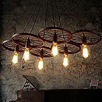 BLYC- Lampadario design continentale creativi di personalità Lampadari in ferro