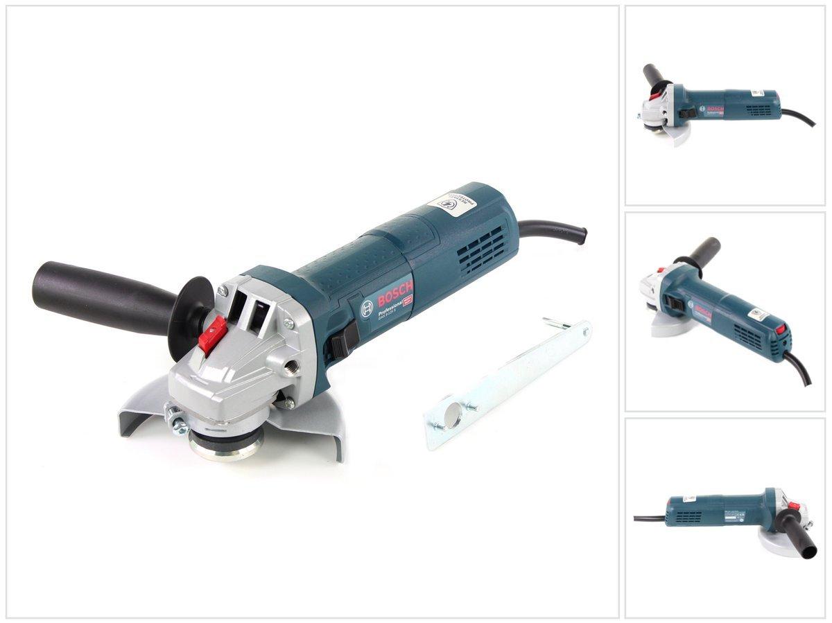 Bosch 0601396102GWS 9 S Professional–Amoladora Angular 900W, 125mm, en cartón (sin Rejilla)