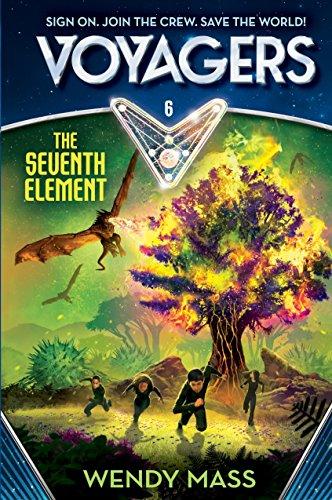 The Seventh Element (Voyager 6) por Wendy Mass
