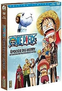 One Piece - Episode de Merry : L'histoire d'un compagnon d'équipage [Combo Blu-ray + DVD - Édition Limitée]
