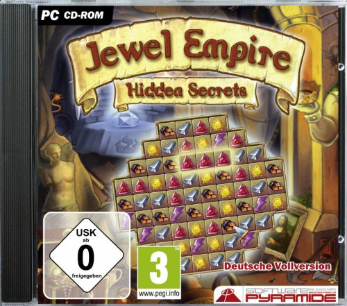 ak tronic Jewel Empire: Hidden Secrets [Software Pyramide]