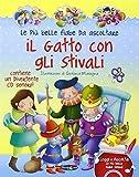 Scarica Libro Il gatto con gli stivali Con CD Audio (PDF,EPUB,MOBI) Online Italiano Gratis