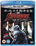 Avengers: Age of Ultron (3D) [Blu-ray]