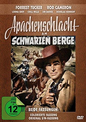 Apachenschlacht am schwarzen Ber...
