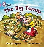 The Big Turnip: Band 00/Lilac (Collins Big Cat)