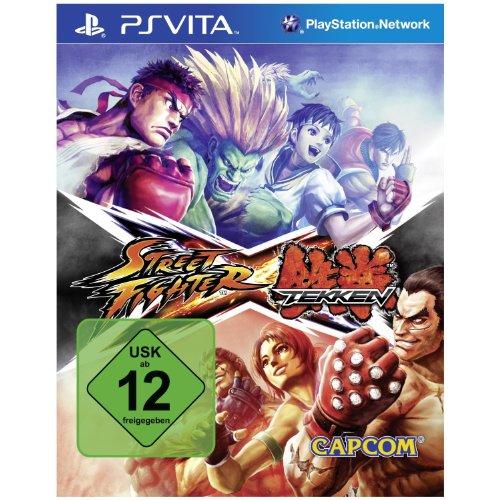 Street Fighter X Tekken - [PlayStation Vita]