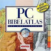 PC Bibelatlas. Sonderausgabe. CD-ROM für Windows 95/98/NT3.1. Mit Originallexikon.