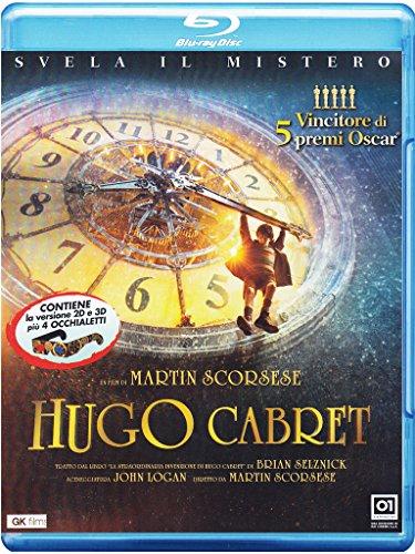 Hugo Cabret(2D+3D) [Blu-ray] [IT Import] -
