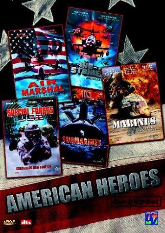 American Heroes Box [5 DVDs]