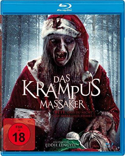 Das Krampus Massaker – Uncut [Blu-ray]