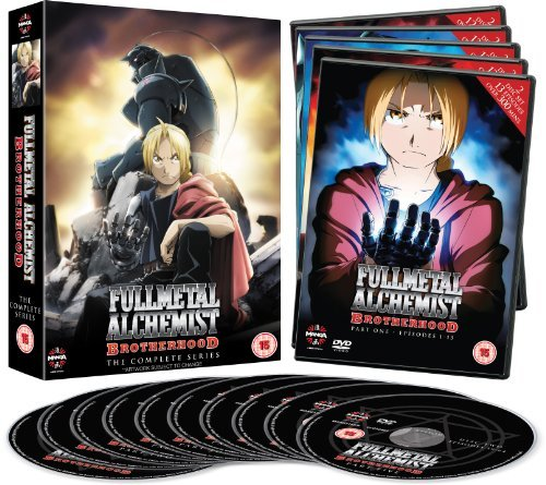 Fullmetal Alchemist Brotherhood ...