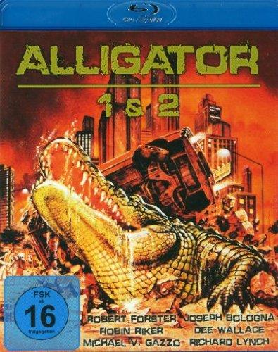Alligator 1 & 2 [Blu-ray]