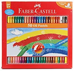 Idea Regalo - Faber-Castell FaberCastell pastelli ad olio Set di 50