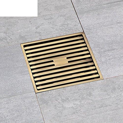 Sanitär Bodenablauf/Deodorant Kupferstangen Leck-A