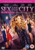 Sex and the City: The Movie - Extended Cut (Two-Disc Special Edition) [DVD] by Sarah Jessica Parker