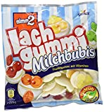 nimm2 Lachgummi Milchbubis – Spaßiges Fruchtgummi mit Vitaminen – 15er Pack (15 x 225g)