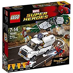 LEGO Super Heroes - Cuidado con Vulture (76083)