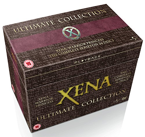 Picture of Xena Warrior Princess - The Ultimate Collection