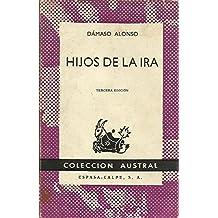 HIJOS DE LA IRA. Diario íntimo. 3ª ed.