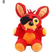 WIN86haib Five Nights at Freddy's Horror Game Soft Plush Stuffed Doll Children Toy Gift