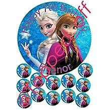 Disney Principesse Frozen Elsa & Anna 1 x 7.5
