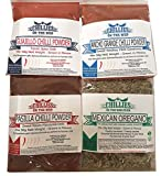 Holy Trinity Chilipack - CHILLIESontheWEB (100g)