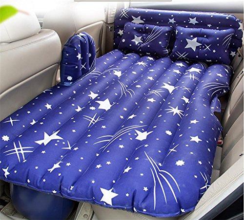 SAYYN Sex-Sofa Aufblasbares Bett Autoschock Leidenschaftlich PVC Schlafkissen Reise Autobett Erwachsene Matratze
