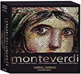 Monteverdi: L´Orfeo / Ulisse / Poppea / Marienvesper