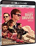 Baby Driver (4K UHD + BD) [Blu-ray]