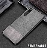 MIEOSEG Cloth Phone Case For Huawei Honor 9X 10i 20i 20