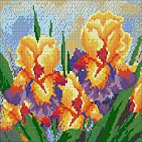 CHshe DIY 5D Plant Flower Diamond Painting Kits full Cross Stitch Kit Crystal Rhinestone Embroidery Pictures Arts Craft for Home Wall Decor 30*40cm