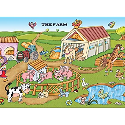 The Farm: The Farm, With Animals