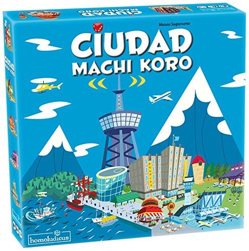 Devir - Ciudad Machi Koro (25616)