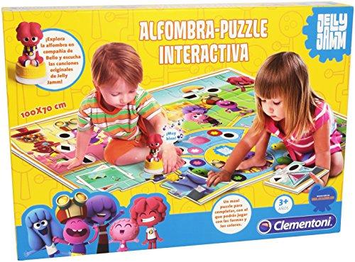 Jelly Jamm - Puzzle interactivo con música (Clementoni 65562)