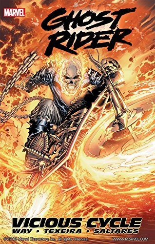 Ghost Rider Vol. 1: Vicious Cycle (Ghost Rider (2006-2009))