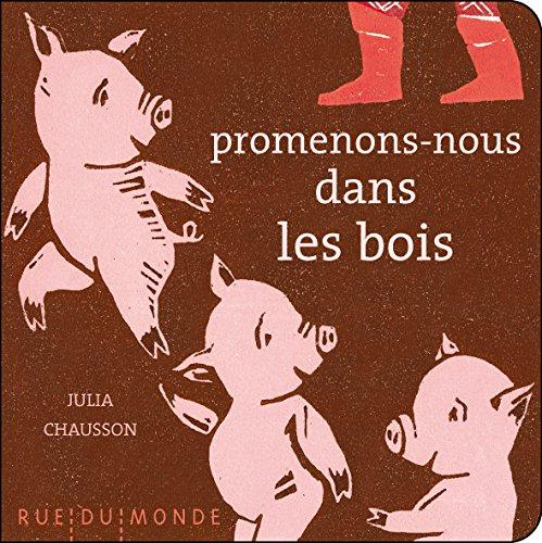 Promenons-nous... par Julia Chausson