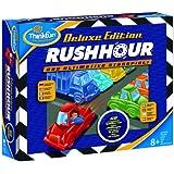 Think Fun HCM 5505 0 Rush Hour - Juego de lógica espacial edición especial [Importado de Alemania]