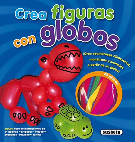 Create figures with balloons (Creative boxes)