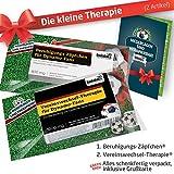 Geschenk-Set: Die Kleine Therapie für SG Dynamo-Fans | 2X süße Schmerzmittel für SG Dynamo Dresden Fans Fanartikel der Liga, Besser ALS Tasse, Kaffeepott, Becher & Fahne