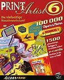 Print Artist 6.0. 4 CD- ROM f�r Windows 95/98/ NT 4.0 Bild