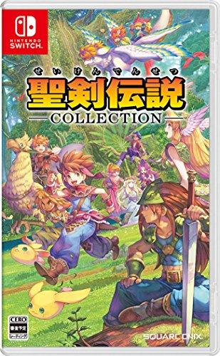 [Idioma Sólo en Japonés] Seiken Densetsu Collection [Switch] [Importación Japonesa] 61C7TTyFdyL