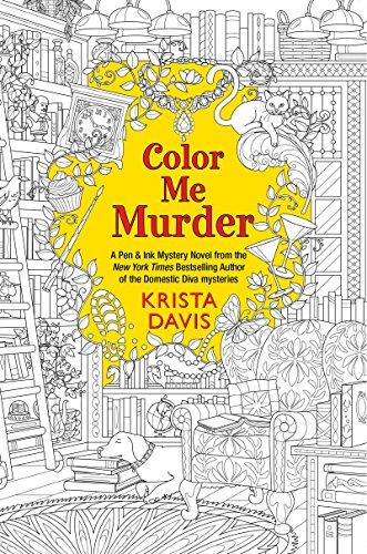 Color Me Murder (Pen & Ink Book 1)