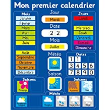 Calendrier magnetique for Calendrier electronique mural francais