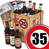Geschenk Box Bier | Bierbox DDR | Geburtstag 35 | Geschenke Vati