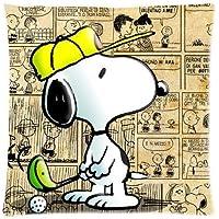 80x80 Peanuts Snoopy Bettwäscheset ❤️neu ❤baumwolle Abmessung 135x200 Bettwaren, -wäsche & Matratzen
