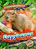 Capybaras (Animals of the Rain Forest)