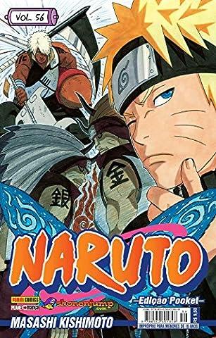 Naruto Pocket - Volume 56 (Em Portuguese do Brasil)